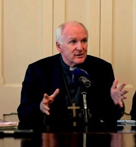 Bishop Brendan Leahy