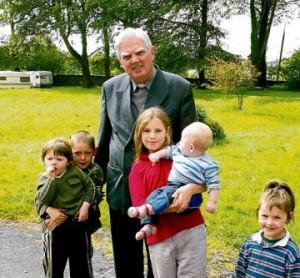 Bishop Willie Walsh