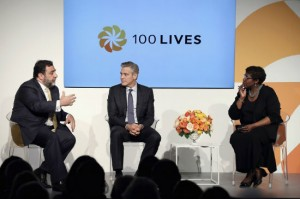 George Clooney - 100 Lives