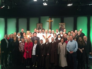 Vocations Sunday Mass in RTE