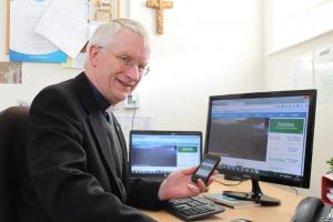 Bishop Ray Browne launches website