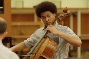 Cellist Sheku Kanneh-Mason