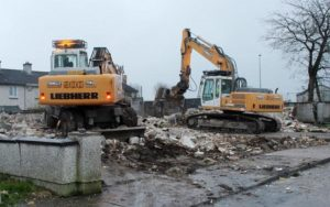 Demolition Moyross