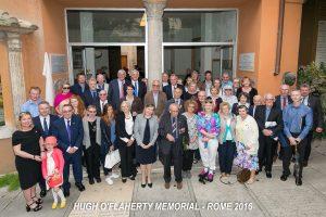 Hugh O'Flaherty Memorial