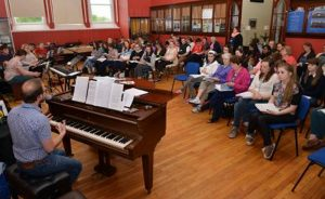 Music Ministry Together summer school