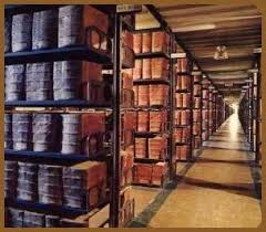 Vat secret archives