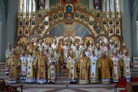 Eastern church leaders in union with Rome