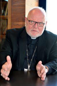 Cardinal Reinhard Marx of Germany