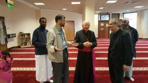 Catholic and muslim homeless