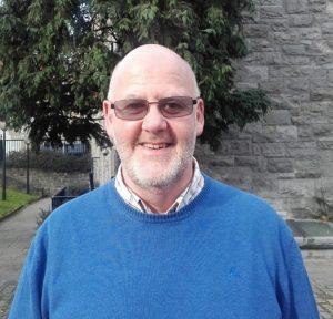 Damian Douglas from Lucan