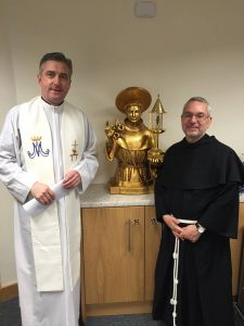 Knock - Fr Mario Conte and Fr Richard Gibbon
