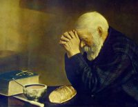 constant prayer
