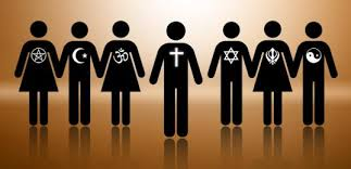 Tolerance means accepting others as they are not separating ourselves from them.
