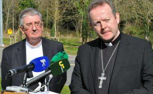 Archbishops Diarmuid Martin and Eamon Martin