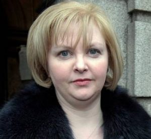 Irish Times Columnist, Breda O'Brien