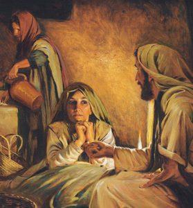 Martha and Mary 2