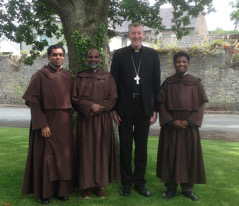 Bishop Nulty and the Indian Carmelites