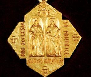 Pro Ecclesia e Pontifice medal