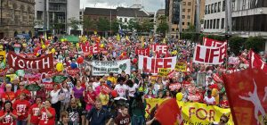 Rally for life crowd 2015