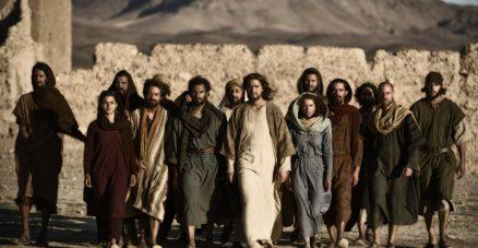 folowing jesus