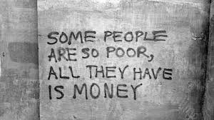 only money