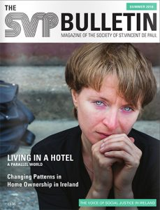 svp bulletin cover