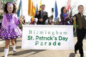 Birmingham St Patrick's Day