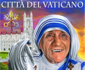 Vatican To Issue New Stamp For Canonisation Of Mother Teresa