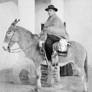 Cura Bricgerim, 'the gaucho priest'of Argentina, who was canonised by Pope Francis on Sunday October 16 (Credit: curabrochero.org.ar)