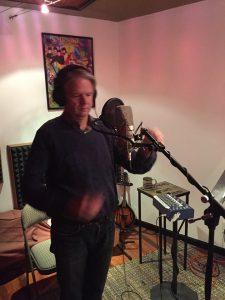 Padraic Gilligan, Factor One, recording at The 515 Studio, Nashville