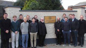 Some of the men of Redemtoris Mater Dundalk