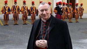 Secretary of State, Cardinal Pietro Parolin