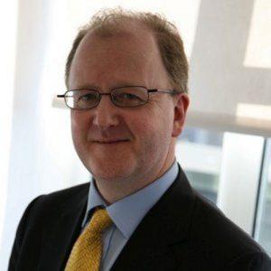 Seamus Mulconry, general secretary CPSMA