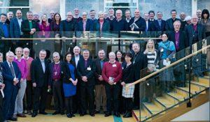 Delegates at the 27th Irish Inter-Church Meeting (IICM)